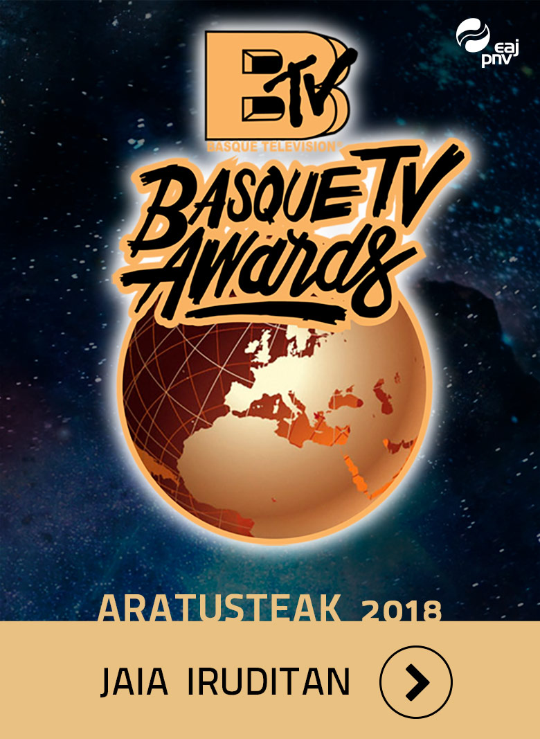 INAUTERIAK 2018 - BASQUE TV AWARDS
